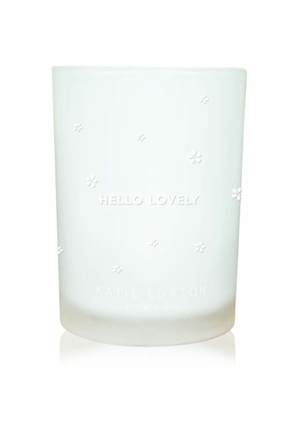 Icon Candle | Hello Lovely