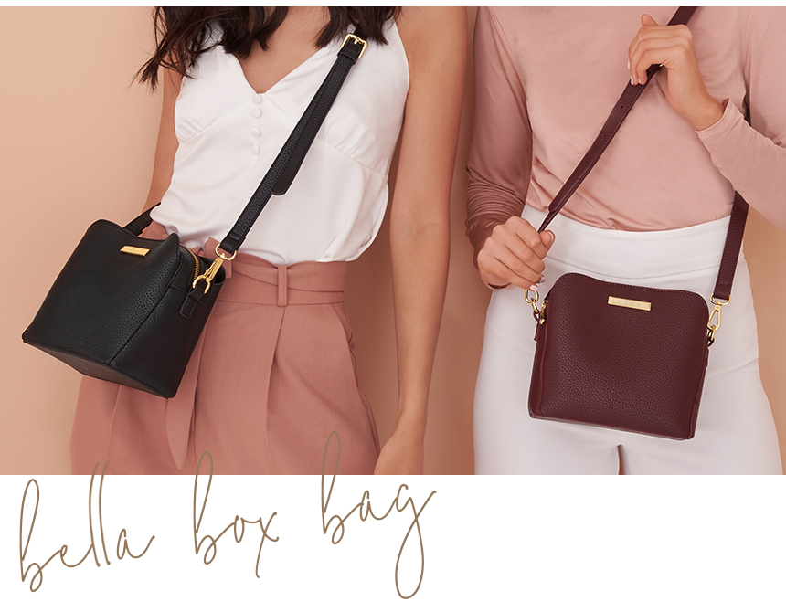Bella Box Bag collection