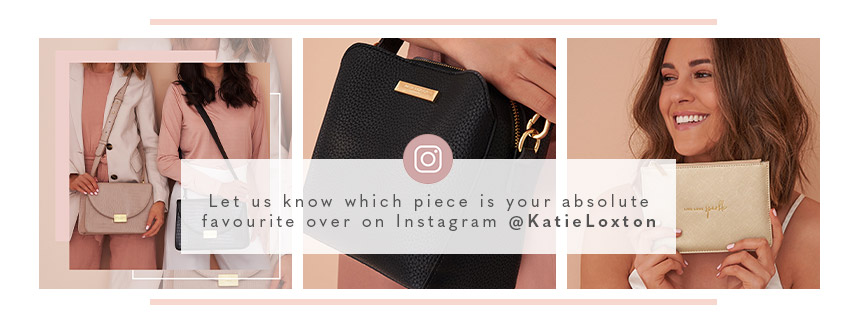 Let us know which piece is your absolute favourite over on Instagram @KatieLoxton