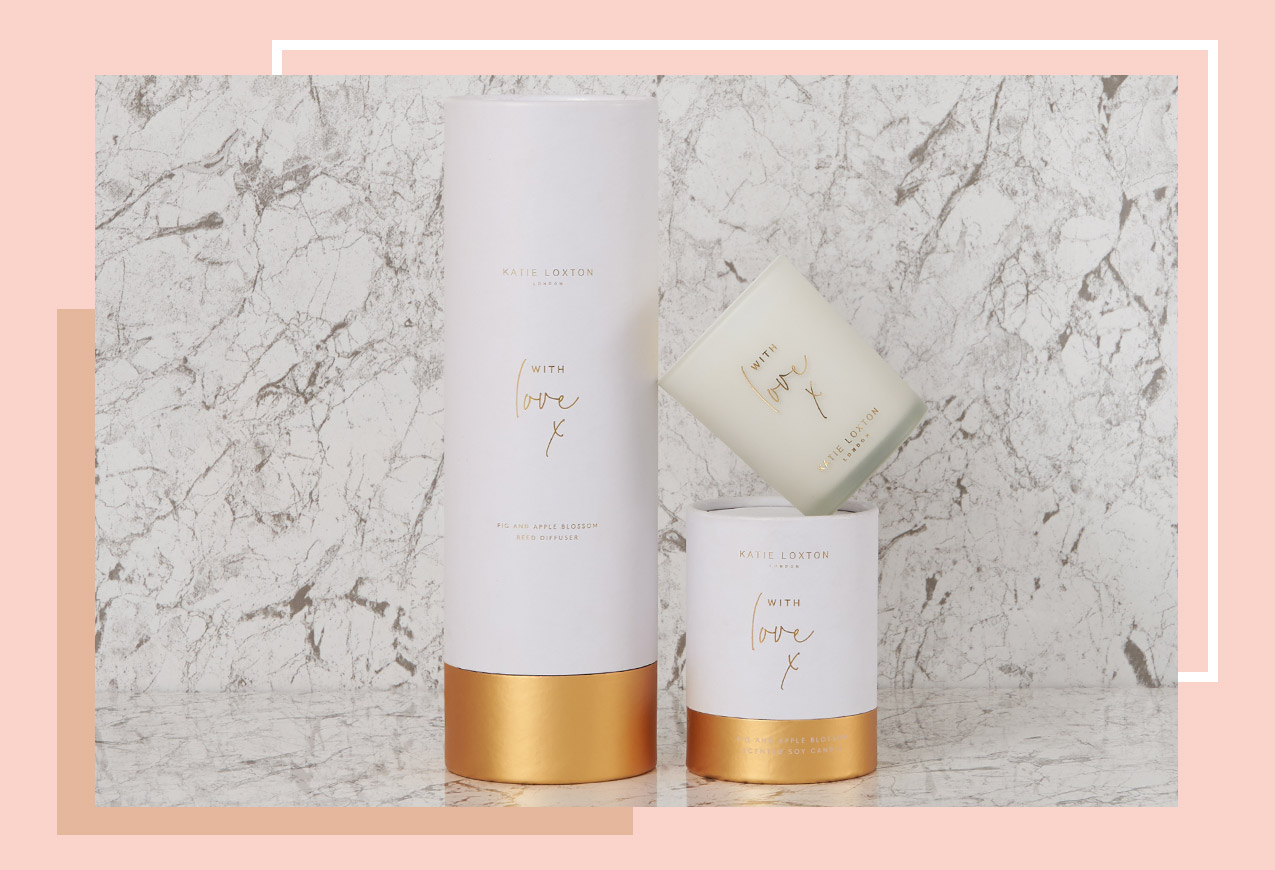 Sentiment fragrance collection