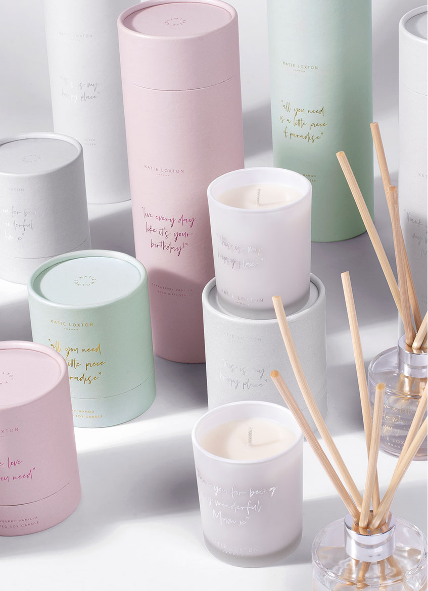 Words to Live By fragrance collection