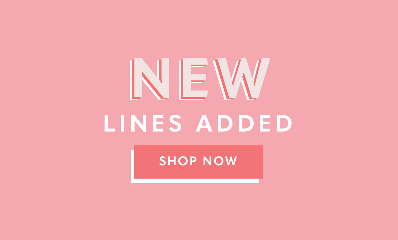 New Sale Lines Added
