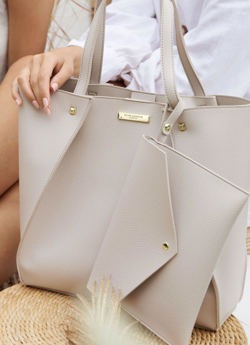 Lucie tote bag