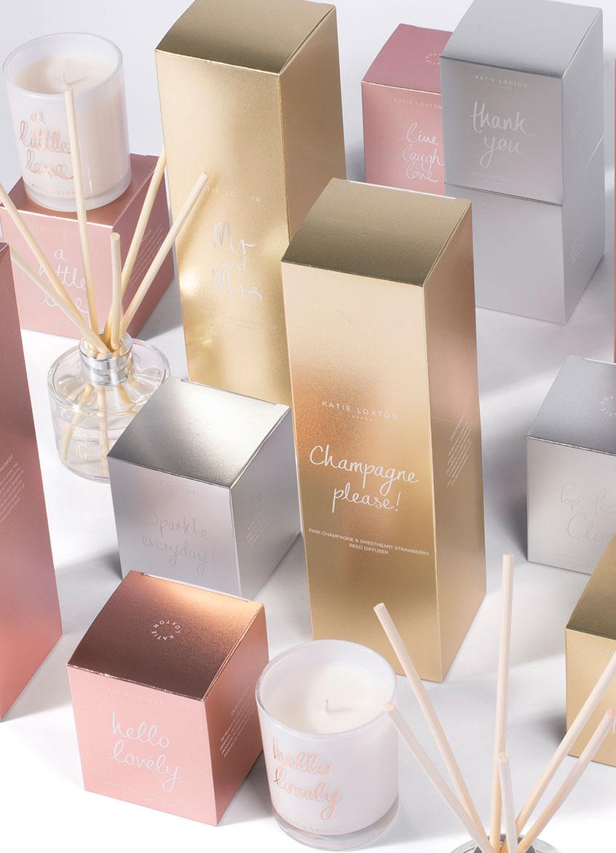 Metallic fragrance