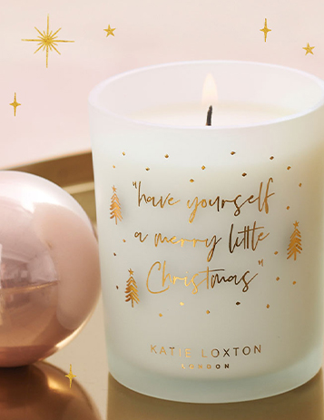 Festive Home Fragrances