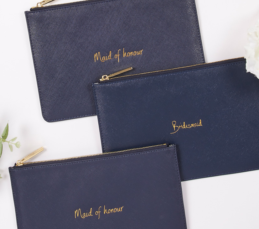 Bridal Perfect Pouches