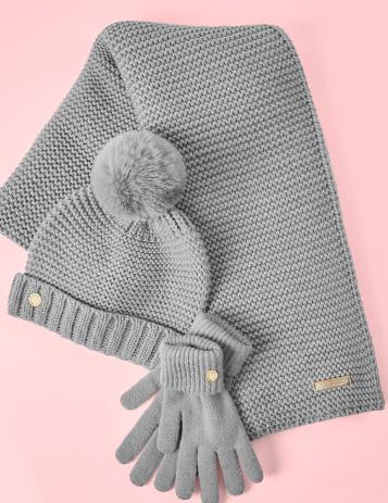 Scarves, Hats & Gloves