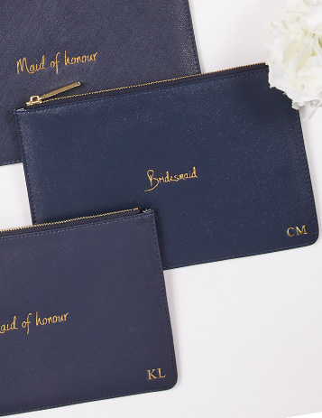 Personalised Bridal
