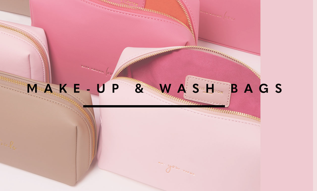 Make-Up & Wash Bags