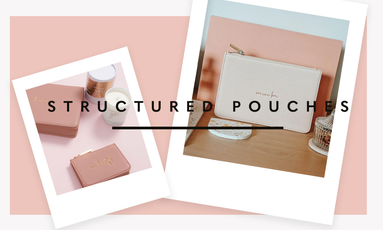 Structured Pouches