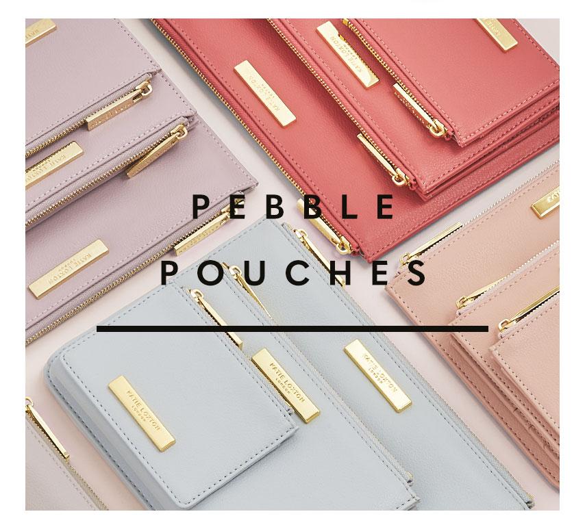 Pebble Pouches