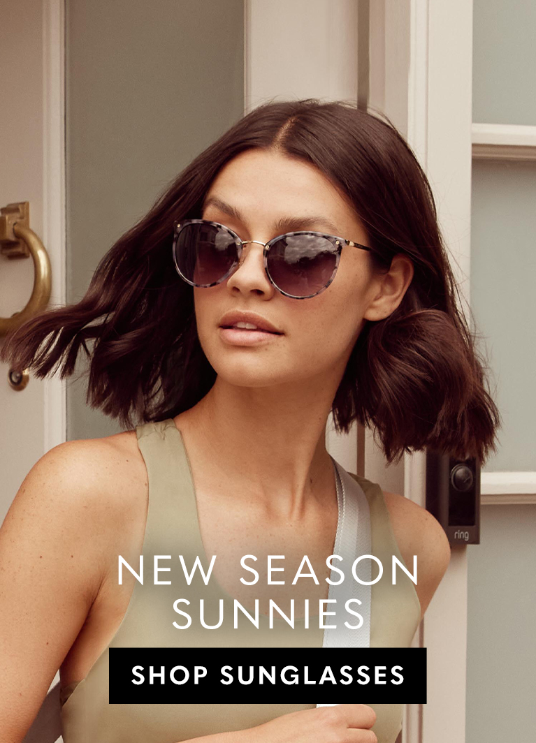 New In AW21 Sunglasses