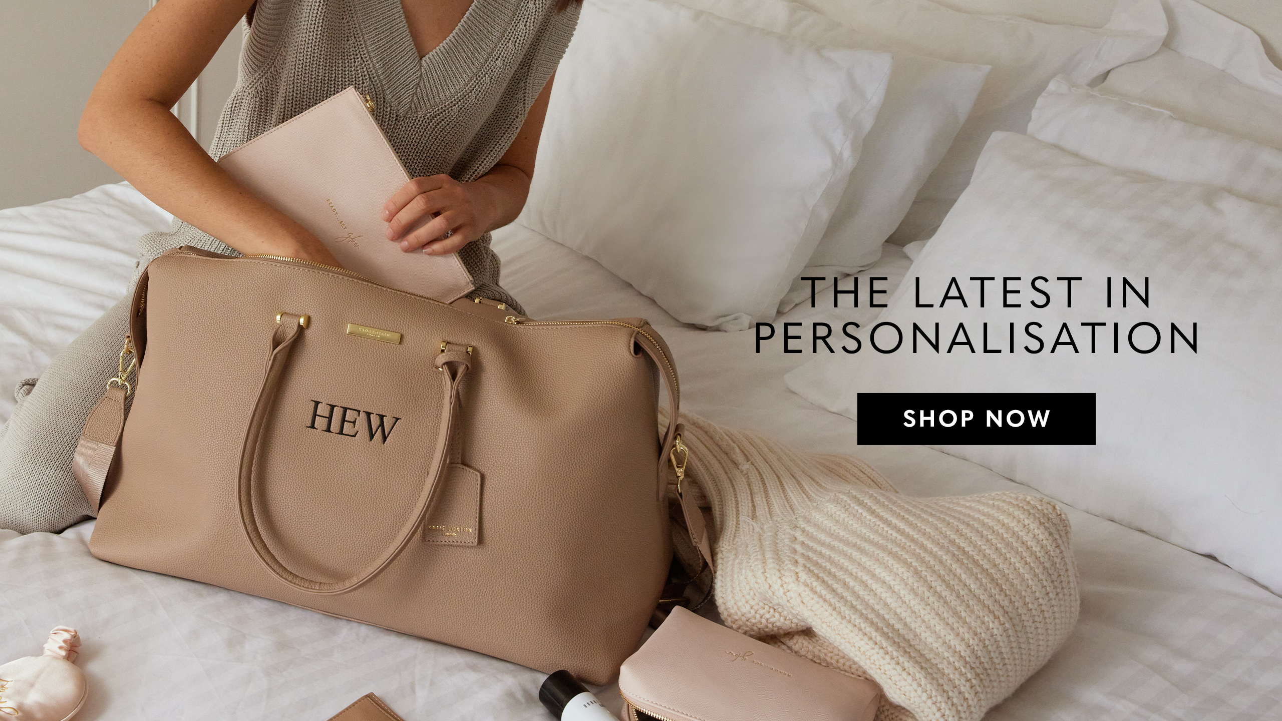 New In Personalisation Embroidery