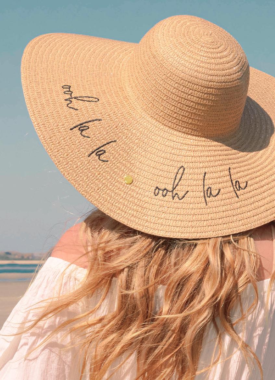 Straw Sun Hats