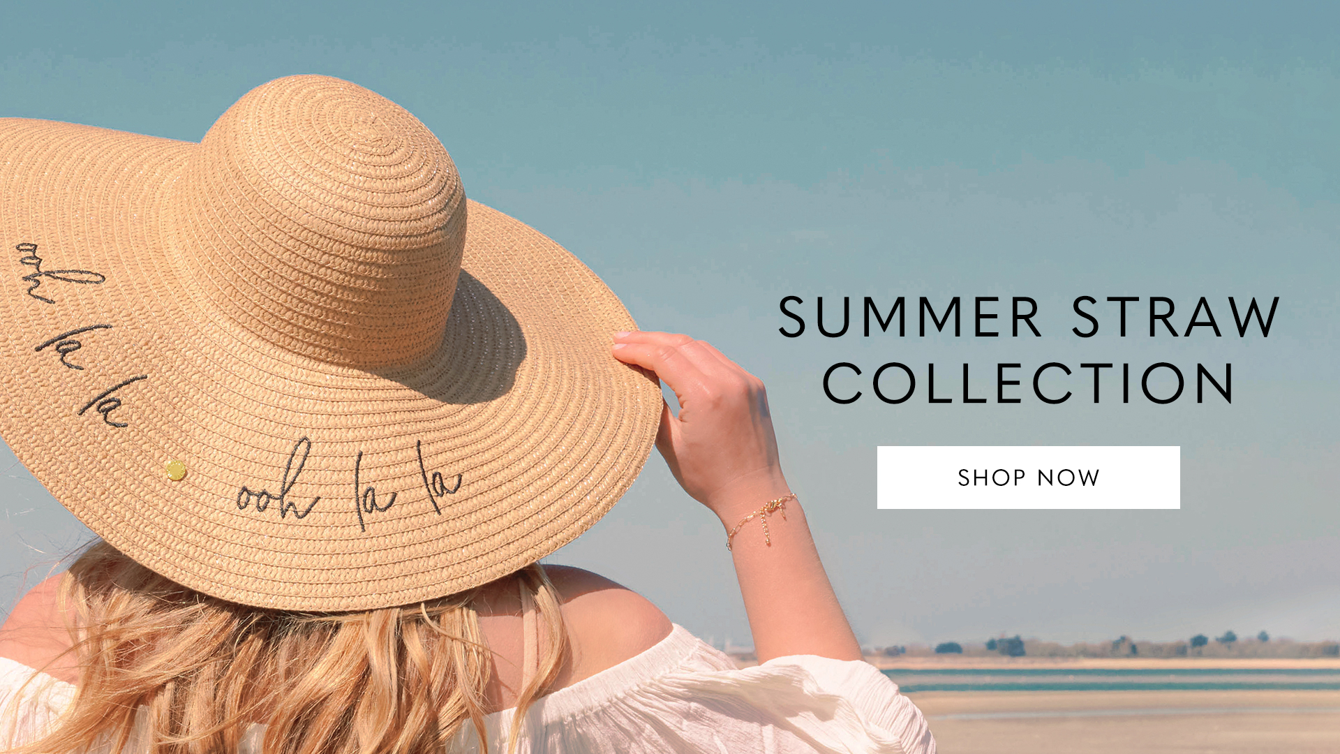 New In SS21 Summer Straw Collection